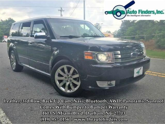 Photo Used 2009 Ford Flex Limited