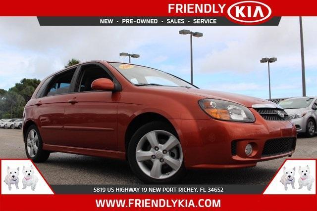 Photo Used 2009 Kia Spectra5 SX