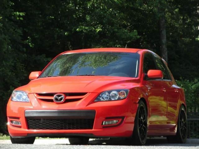 Photo Used 2009 Mazda MazdaSpeed3 Sport