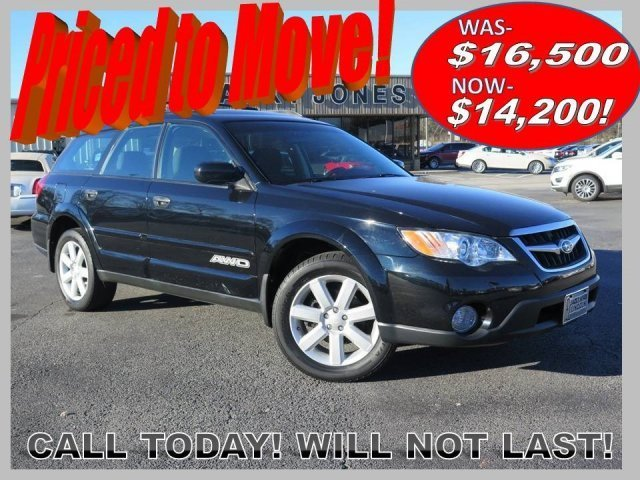 Photo Used 2009 Subaru Outback Special Edtn