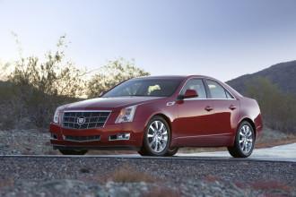 Photo Used 2009 Cadillac CTS Base