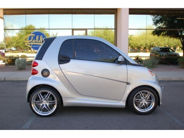 Photo Used 2009 smart ForTwo BRABUS