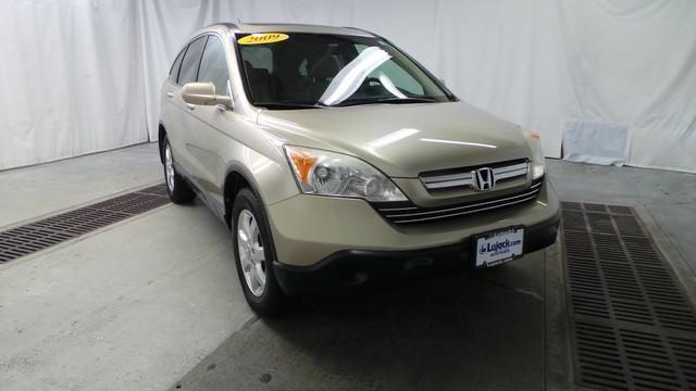 Photo Used 2009 Honda CR-V EX-L