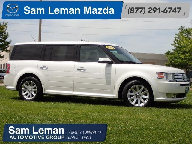 Photo Used 2009 Ford Flex SEL