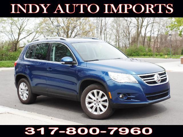 Photo Used 2009 Volkswagen Tiguan REBUILT TITLE APPOINTMENT ONLY