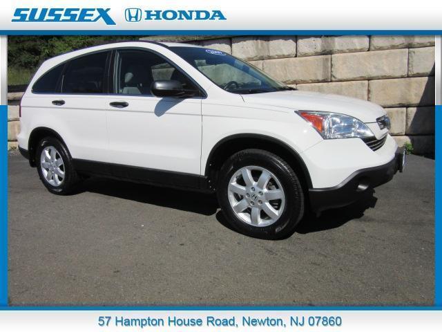Photo Used 2009 Honda CR-V EX