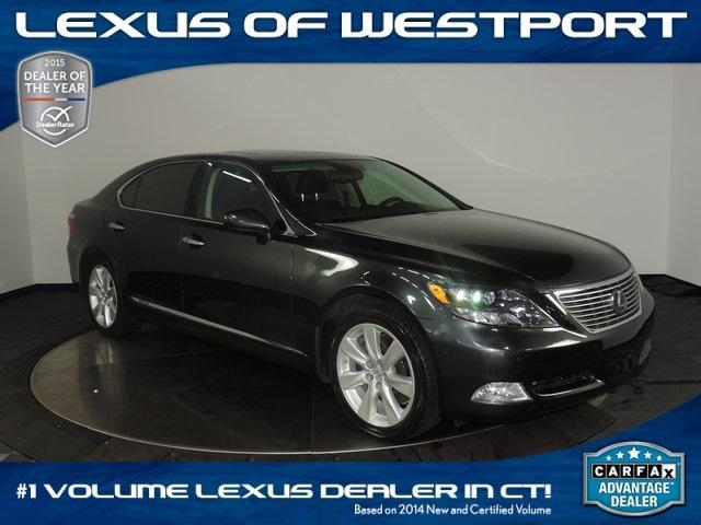 Photo Used 2009 Lexus LS 600h L