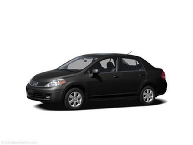 Photo Used 2009 Nissan Versa 1.6