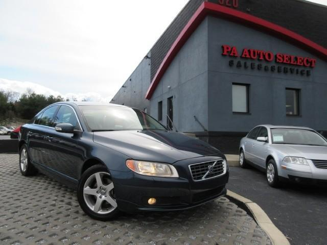 Photo Used 2009 Volvo S80 T6