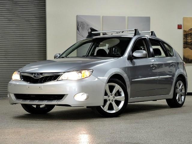 Photo Used 2009 Subaru Impreza Outback Sport