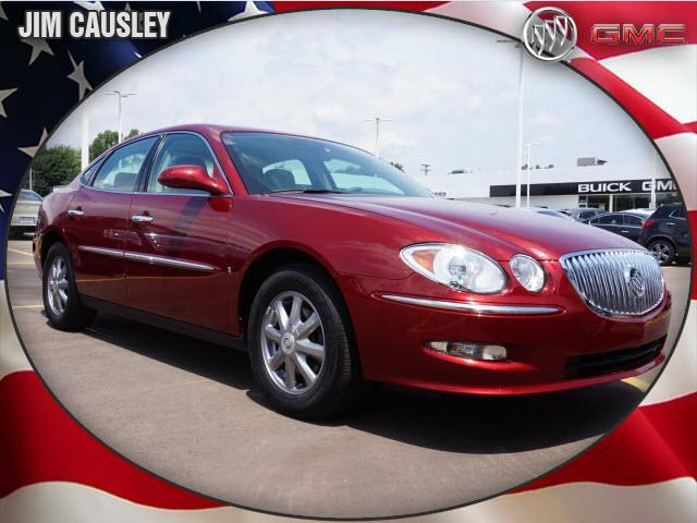 Photo Used 2009 Buick LaCrosse CX