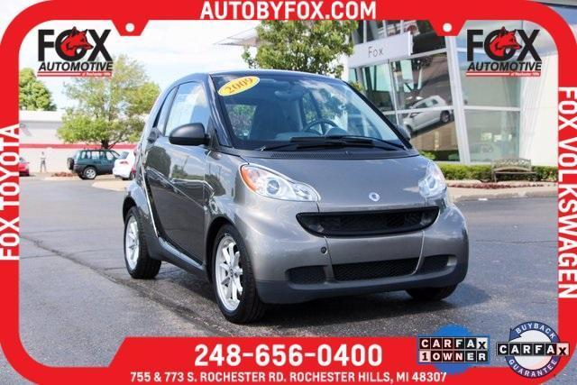 Photo Used 2009 smart ForTwo Passion