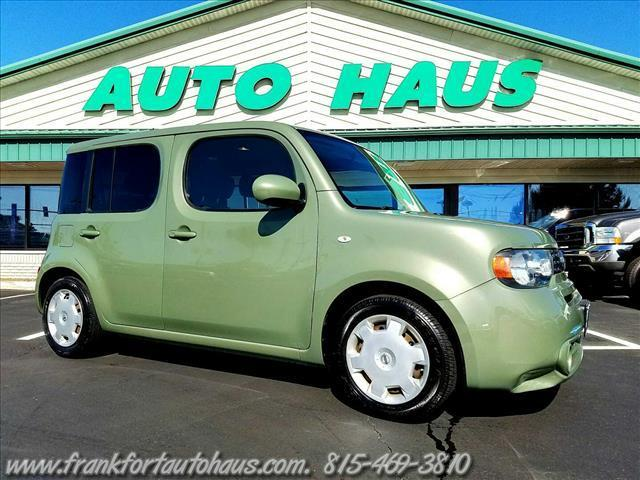 Photo Used 2009 Nissan Cube 1.8 S