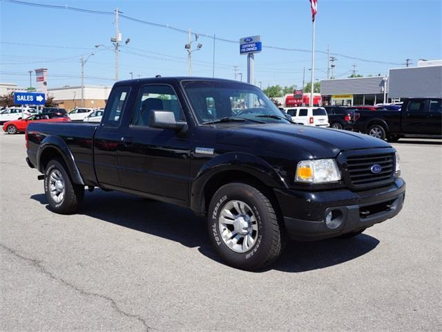 Photo Used 2009 Ford Ranger XLT
