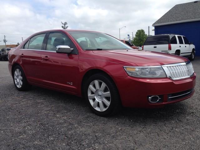Photo Used 2009 Lincoln MKZ Base