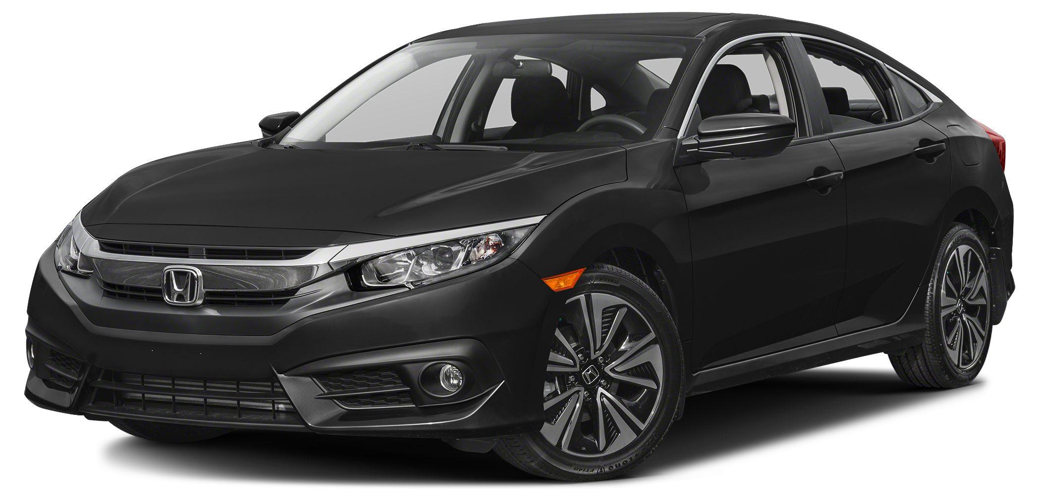 Photo Used 2016 Honda Civic EX-T