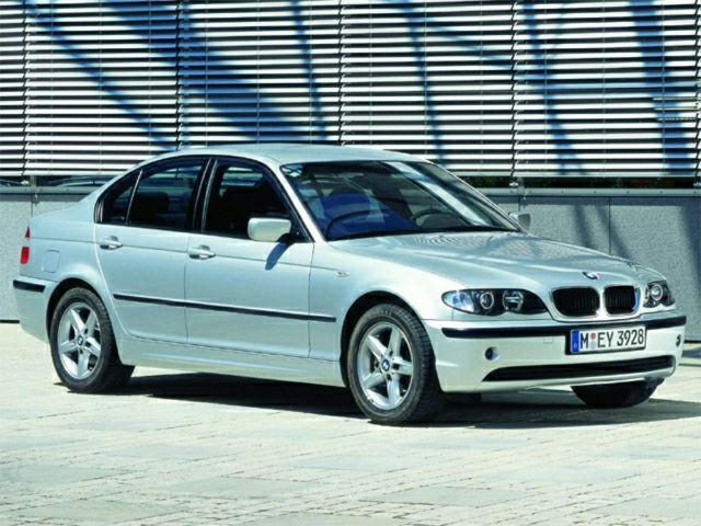 Photo Used 2002 BMW 330 xi