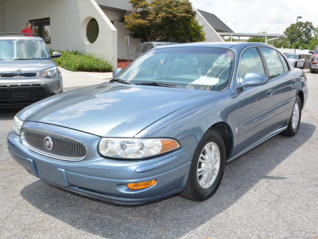 Photo 2002 Buick LeSabre 4dr Sdn Custom