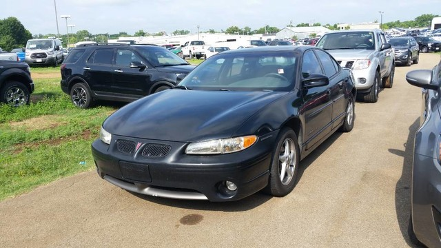 Photo 1999 Pontiac Grand Prix GT