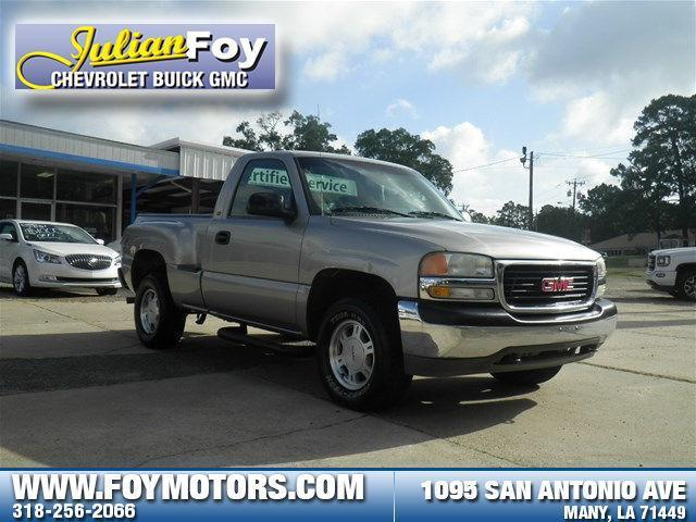 Photo Used 2002 GMC Sierra 1500 SL