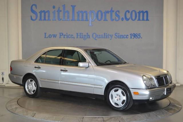 Photo Used 1997 Mercedes-Benz E420