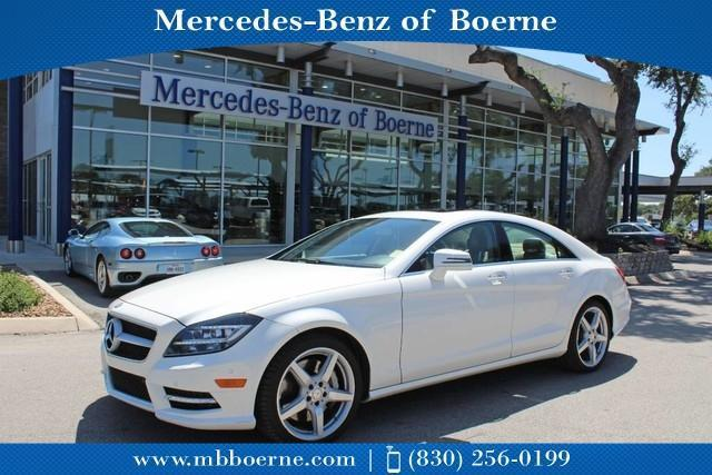 Photo Used 2014 Mercedes-Benz CLS550