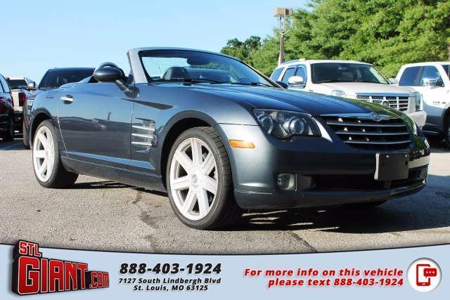 Photo Used 2008 Chrysler Crossfire Limited