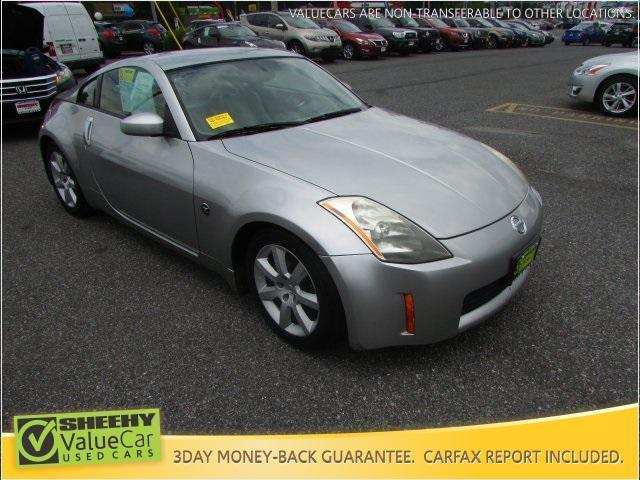 Photo Used 2005 Nissan 350Z Touring