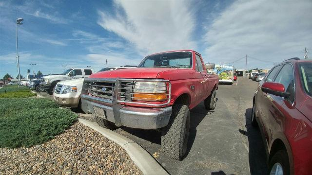 Photo Used 1996 Ford F350 XL