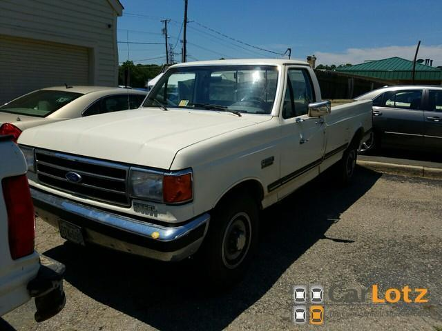 Photo Used 1990 Ford F250