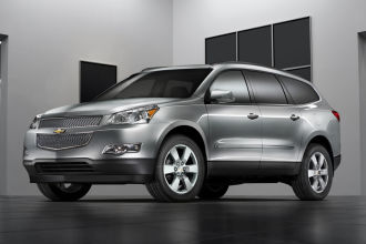 Photo Used 2011 Chevrolet Traverse 1LT
