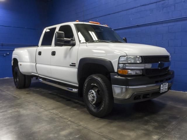 Photo 2002 Chevrolet Silverado 3500 3500 LT Dually 4x4