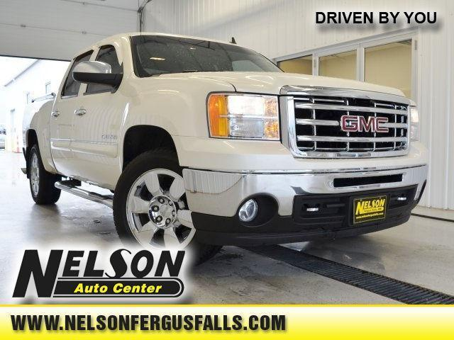 Photo Used 2011 GMC Sierra 1500 SLT