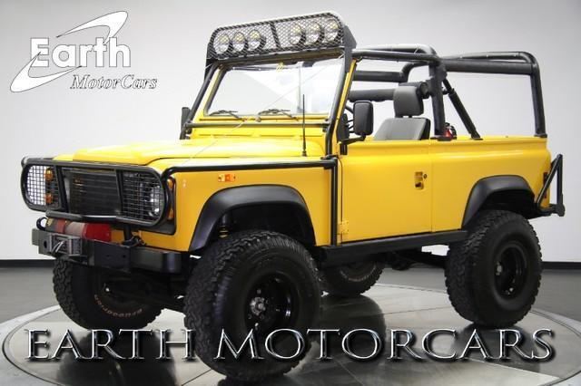 Photo Used 1994 Land Rover Defender 90