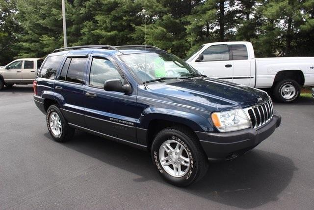 Photo Used 2003 Jeep Grand Cherokee Laredo
