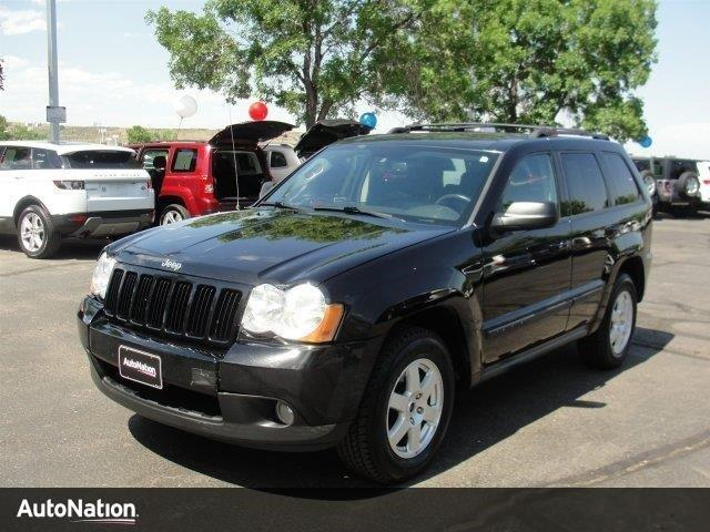 Photo Used 2008 Jeep Grand Cherokee Laredo