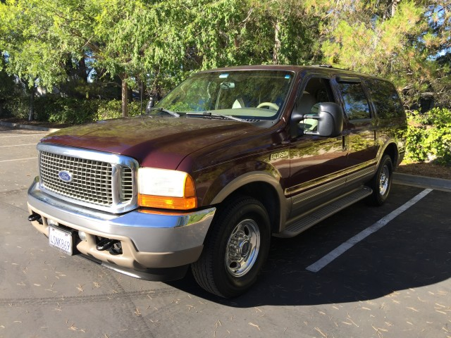 Photo Used 2001 Ford Excursion Limited