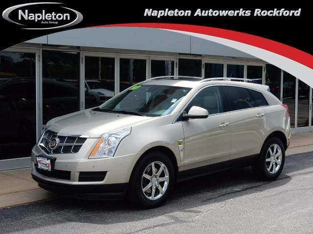 Photo Used 2010 Cadillac SRX Luxury Collection