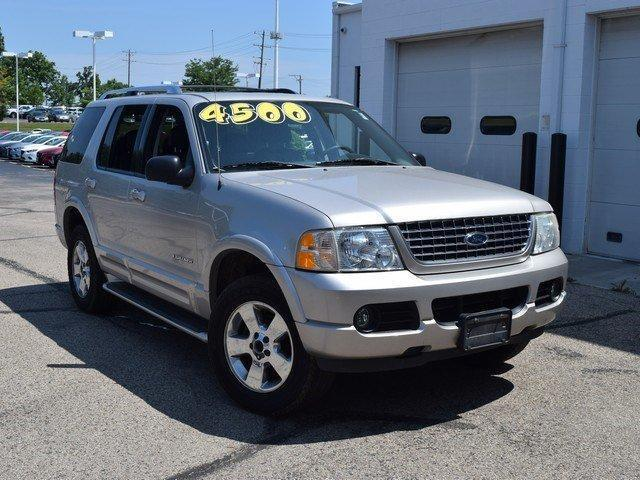 Photo Used 2004 Ford Explorer Limited