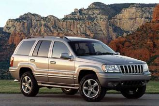 Photo Used 2002 Jeep Grand Cherokee Sport