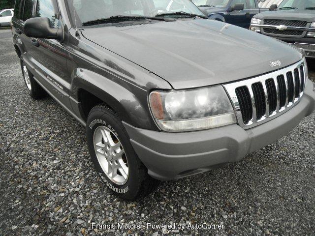 Photo Used 2002 Jeep Grand Cherokee Laredo
