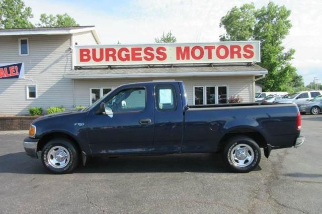 Photo Used 2004 Ford F150 Heritage