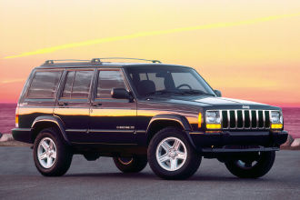 Photo Used 2000 Jeep Grand Cherokee Laredo