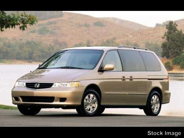 Photo Used 2002 Honda Odyssey LX
