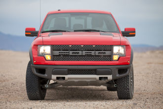 Photo Used 2012 Ford F150 FX2