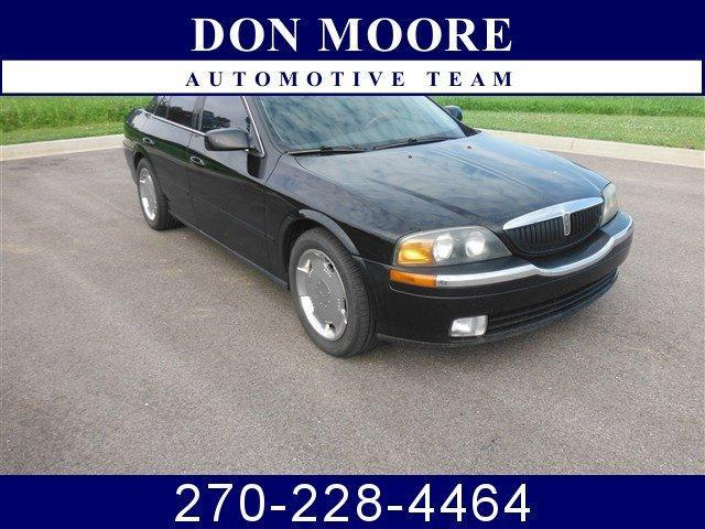 Photo Used 2002 Lincoln LS