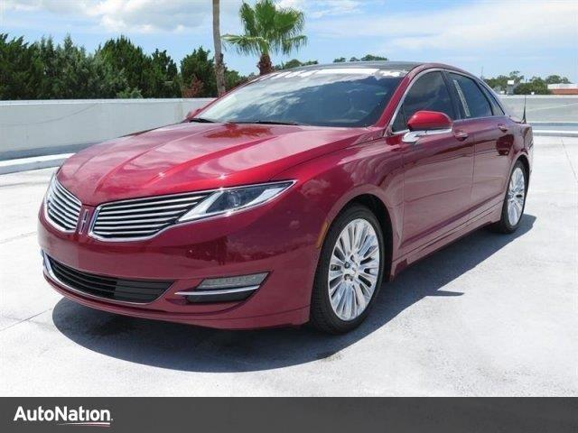 Photo Used 2014 Lincoln MKZ Hybrid