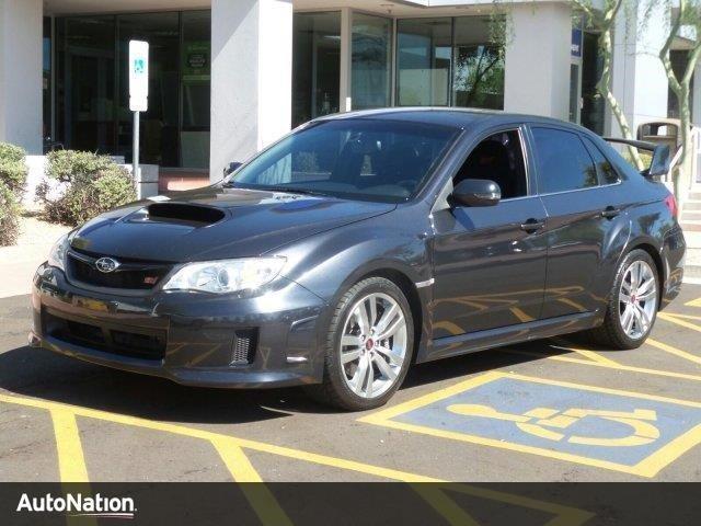 Photo Used 2014 Subaru Impreza WRX STI