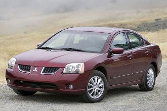 Photo Used 2005 Mitsubishi Galant GTS