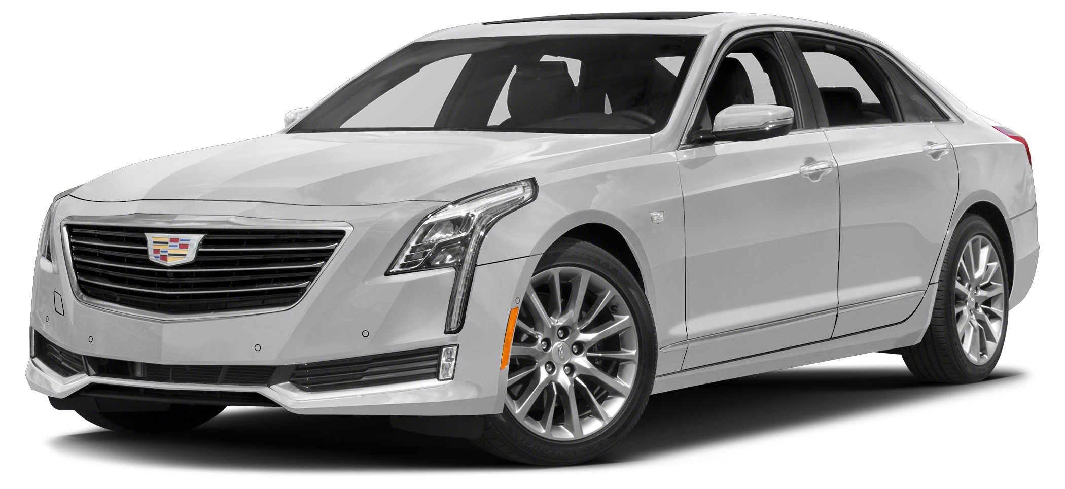 Photo Used 2016 Cadillac CT6 3.6L Standard